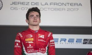 New F2 champion Leclerc dedicates title to his late father