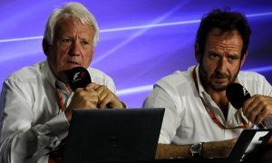 Inconsistent stewarding? Charlie Whiting begs to differ