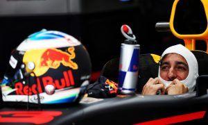 Verstappen one less rival for a Mercedes or Ferrari seat - Ricciardo