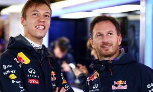 Horner: Painful demotion in 2016 took its toll on Kvyat