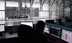F1 to conduct independent wind-tunnel research