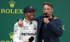 Button on Hamilton: 'It's not about trying to better Schumacher'