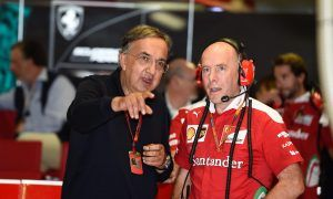 Marchionne blunt approach works for Ferrari - Wolff