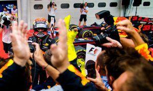 Verstappen finds himself under the weather in Japan!