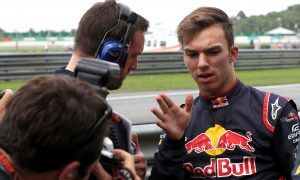 Gasly to miss US GP - will contest Super Formula final