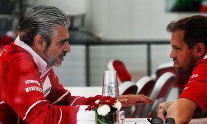 Ferrari not planning big changes after bad period, insists Vettel
