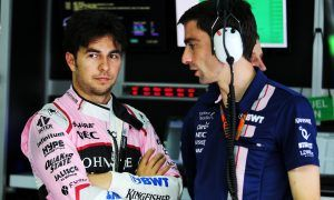 Perez fit and well for Suzuka after virus infection