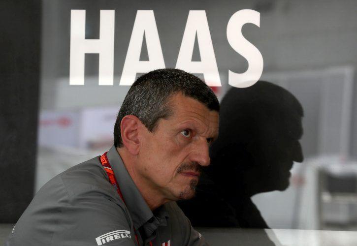 Gunther Steiner, Haas F1 Team Principal.