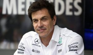 Mercedes celebrates fourth consecutive constructors title