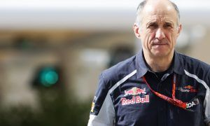Tost reveals probable 2018 Toro Rosso driver line-up