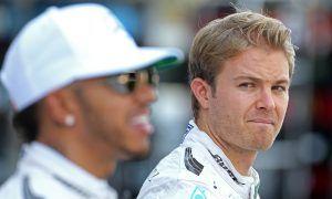 Nico Rosberg reveals the one Hamilton weakness he exploited