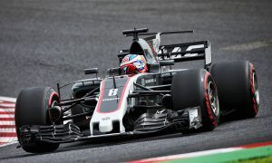 Grosjean left puzzling over cause of Q1 accident