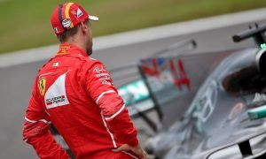 Vettel: 'We're not fighting Mickey Mouse and Donald Duck!'