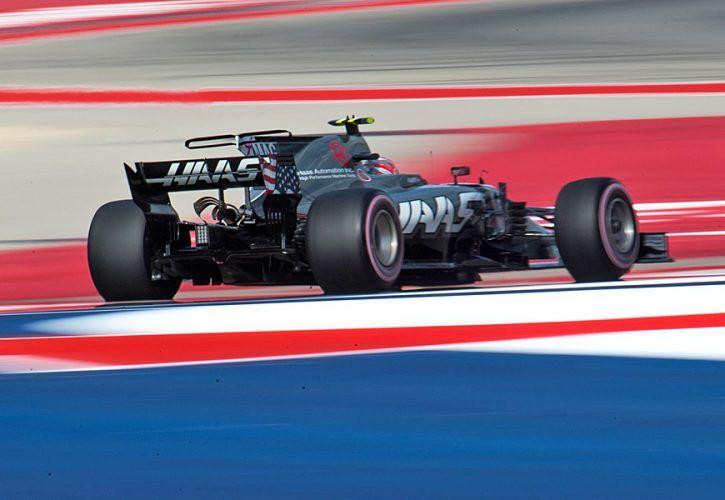 Kevin Magnussen, Haas F1 Team, United States Grand Prix