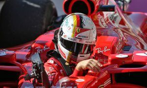 Vettel fastest in FP1 in Abu Dhabi