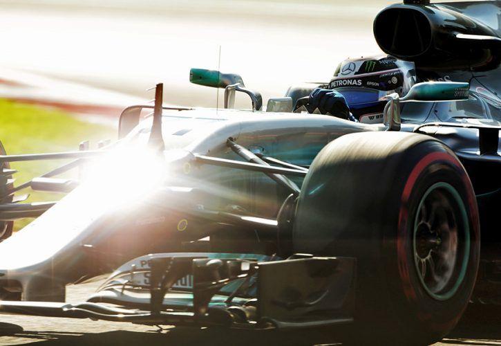 Valtteri Bottas, Mercedes, Mexican Grand Prix