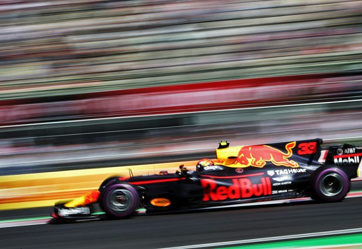 Max Verstappen, Red Bull, Mexican Grand Prix