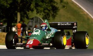 Alfa Romeo's thwarted last appearance as a team in F1