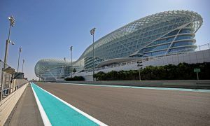 Who will be driving in this week's Pirelli test in Abu Dhabi?