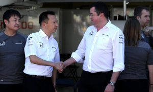 Boullier 'proud' of the battles fought by McLaren in 2017