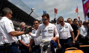 Alonso praises McLaren for letting him venture beyond F1