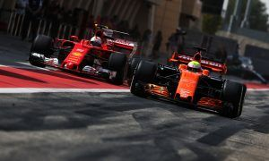 Santander out at Ferrari, Petrobras in at McLaren?