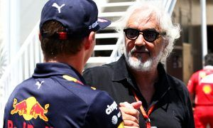 Ferrari wrong not to chase Verstappen - Briatore