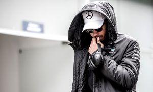 Hamilton denounces on social media F1's lack of diversity