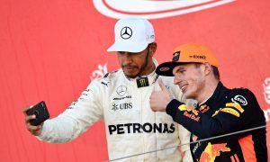 Verstappen astounded by Hamilton's life outside of F1