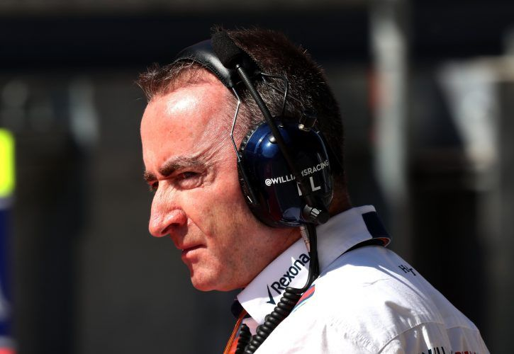Paddy Lowe (GB), Williams F1 Team Technical Director