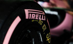 Pirelli adds compounds and colors to F1 for 2018