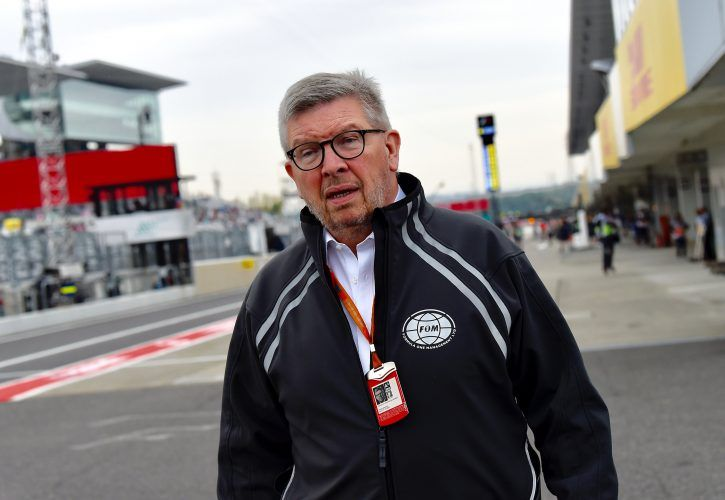Ross Brawn (GB), FOM Motorsport Director.