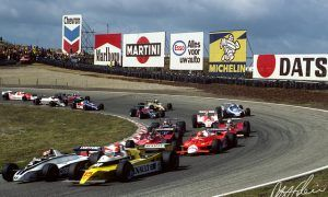 F1 could return to Zandvoort from 2020, says track owner