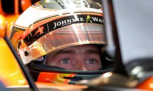 Front wing upgrade boosts Vandoorne's prospects