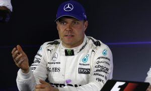 Bottas determined to move out of Hamilton's shadow