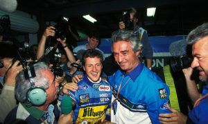 1994: Schumacher wins his first world championship