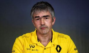 'No blank cheque' for success, insists Renault's Nick Chester