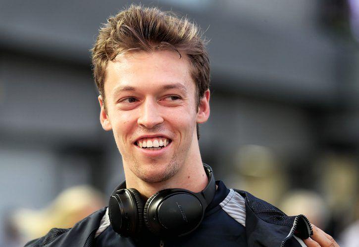Daniil Kvyat, Toro Rosso, SIngapore Grand Prix