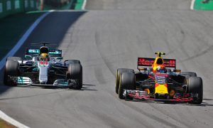 Fifth was the Max result for Verstappen in Brazil