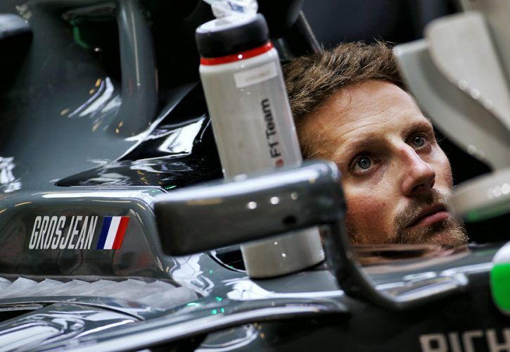 Haas F1 Team, Romain Grosjean, Abu Dhabi Grand Prix