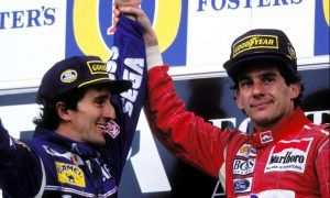 Ten years on, Prost hits back at 'fake' Senna film