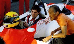 When Senna worked his magic around Macau