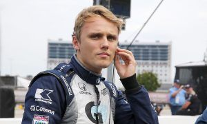 Max Chilton joins Carlin's new IndyCar team