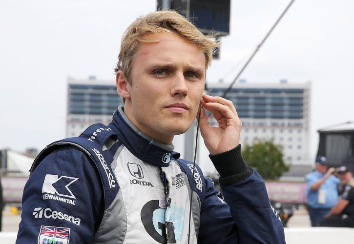 Max Chilton, Chip Ganassi Racing, IndyCar