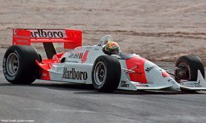 Senna and Penske, a near match made in heaven