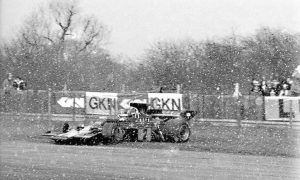 When a Superswede got caught out by the snow!