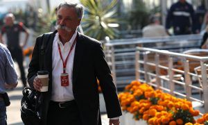 Chase Carey's view: 'Personally, I liked the grid girls!'