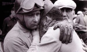 A heavy loss for Fangio and Gonzalez