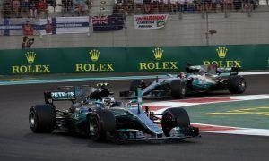 Hamilton admits he felt the heat from 'Bottas 2.0'