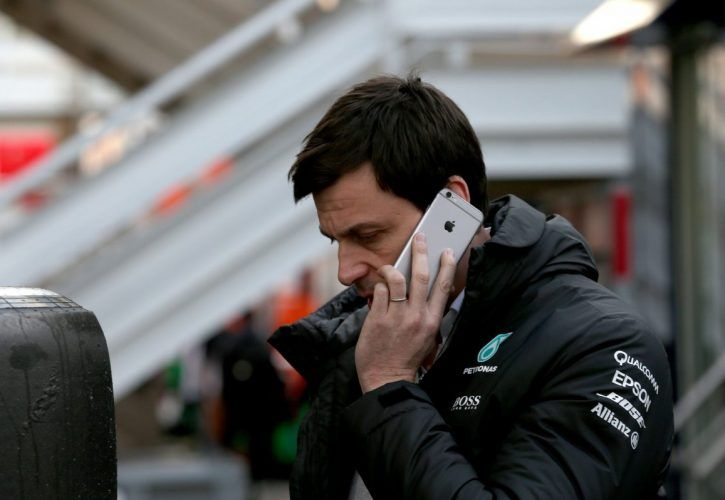 Toto Wolff (AUT), Mercedes F1 Team Business Executive Director